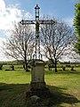 Mortiers (Aisne) croix de chemin sud.JPG