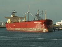 Moscow University p4 at the '5e Petroleumhaven', Port of Rotterdam, Holland 20-Jun-2006.jpg