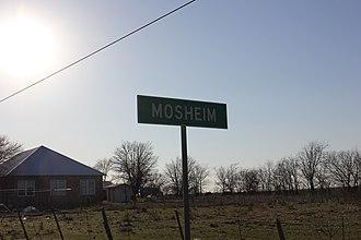 Mosheim, Texas - Image: Mosheim, Texas