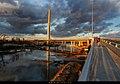 Most preko ade, Belgrade.jpg