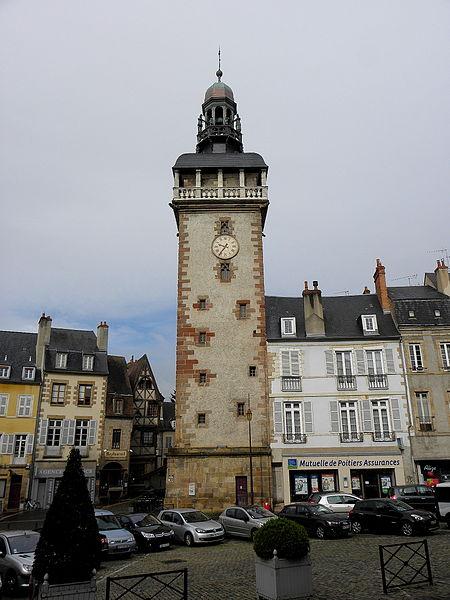 Tour Jacquemart de Moulins (03).