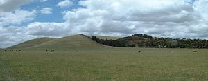 Mount Fraser (Australia) - Mount Fraser, Victoria