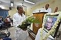 Mrinal Gupta Pays Tribute To Benu Sen - 7th Benu Sen Memorial Lecture - Kolkata 2018-05-26 0782.JPG