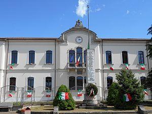 Masi, Veneto - city hall