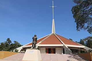 Munyonyo Martyrs Shrine