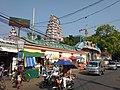 Murugan Hindu Temple IMG 20180407 084826 yankin yangoon.jpg