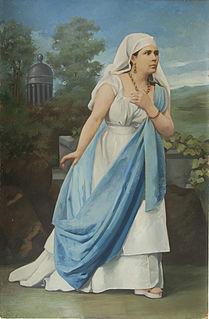 Amalia Ramírez Spanish singer and opera singer (1834-1918)