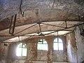 Museu del ciment - Sostre amb volta catalana.JPG