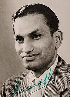 Syed Mushtaq Ali Indian cricketer