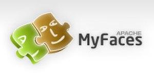 Apache MyFaces - Image: My Faces logo