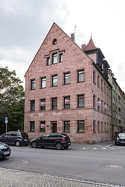 Nürnberg, Maxplatz 7 20170821 001