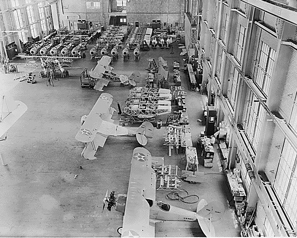 N3N production NAF 1937