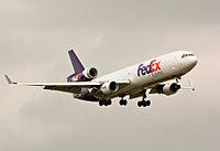 N528FE - MD11 - FedEx