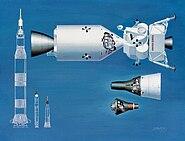 NASA spacecraft comparison