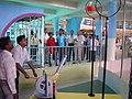NCSM Dignitaries Visiting Dynamotion Hall - Science City - Kolkata 2006-07-04 04747.JPG