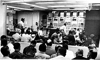 NERVA - NERVA control room