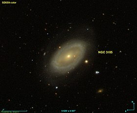 Image illustrative de l'article NGC 3185