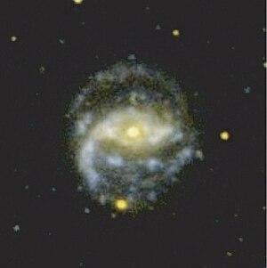 NGC 7552 - Image: NGC 7552GALEX