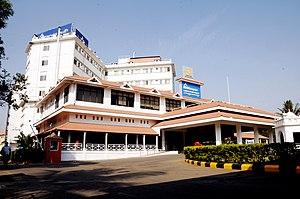 Narayana Institute of Cardiac Sciences - Image: NICS Building Image 2