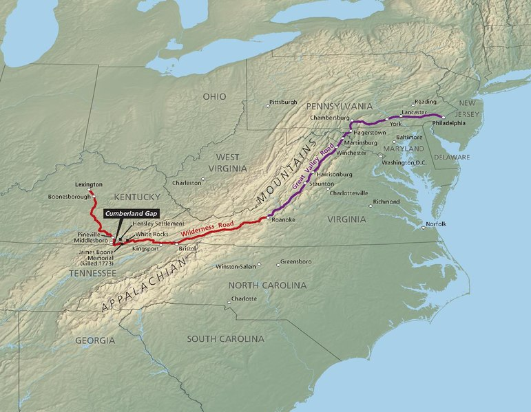File:NPS cumberland-gap-wilderness-road-map.pdf - Wikimedia ...