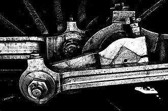New South Wales C36 class locomotive - Image: NSWGR Locomotive 3642 c