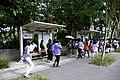 NTU Sports Center bus shelter 20170805.jpg