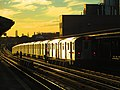 NYC Subway R188 7 Train at 69 St-Fisk Av.jpg