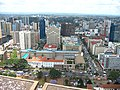 Nairobi center from KCC - panoramio.jpg