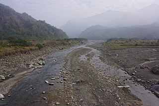 river in Taiwan
