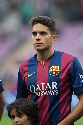 image illustrative de l'article Marc Bartra