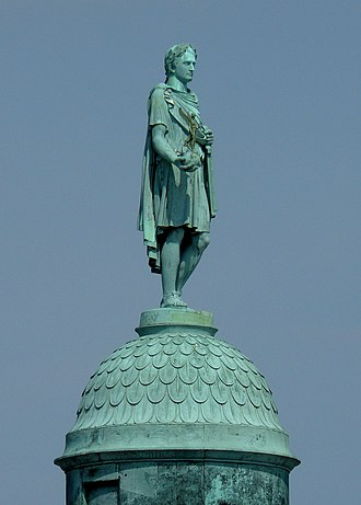 Augustin-Alexandre Dumont - Statue de la colonne Vendôme