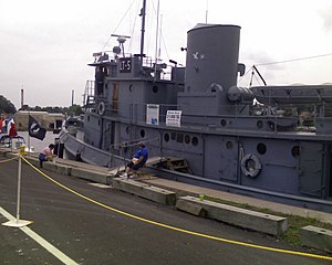 Nash (tugboat) - Image: Nash tugboat