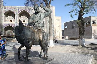 Nasreddin - Nasreddin Hodja in Bukhara