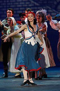 Natalia Osipova Russian ballerina