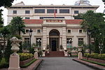 National Library of Vietnam, Hanoi, Vietnam - 20131030-01.JPG