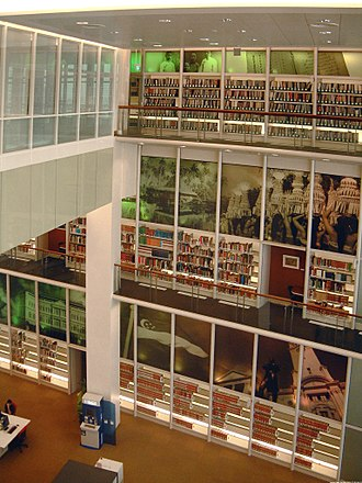 National Library, Singapore - Singapore and South East Asian Collection, Lee Kong Chian Reference Library
