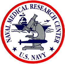 Naval Medical Research Center logo.PNG