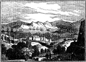Navarin Limanı ve Kalesi
