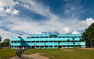 Nabadwip - Nabadwip Bakultala High School
