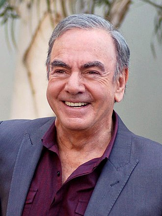 Neil Diamond - Diamond in August 2012