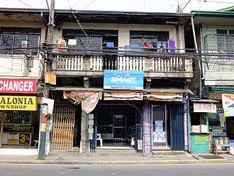 Sariaya - Stores along the Sariaya's Business District