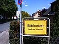 Neu Büddenstedt Ortsschild.JPG