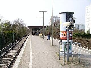 Neuwiedenthal station