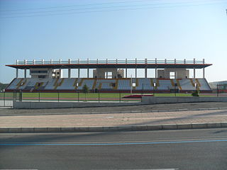 Sports venues in Mersin