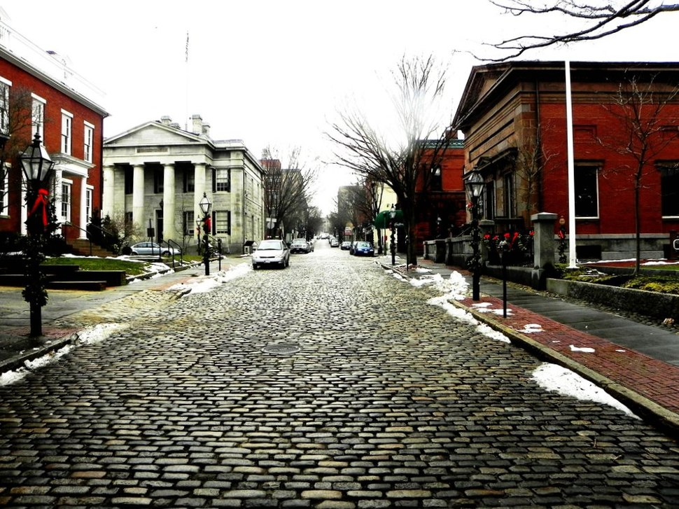 New Bedford Historic Downtown William Street