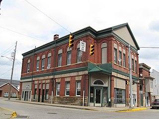 New Bethlehem, Pennsylvania Borough in Pennsylvania, United States