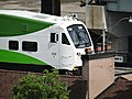 New GO Train trainsets have a rear-facing cab in the last vehicle, 2016 06 07 (2) (27543657946).jpg