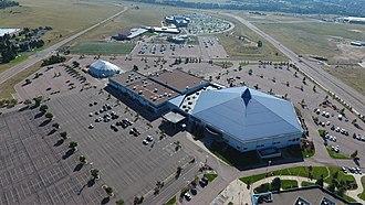 New Life Church (Colorado Springs, Colorado) - Image: New Life Church Aerial Photo