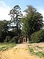 New driveway to Sutton Hall - geograph.org.uk - 564514.jpg