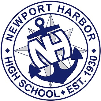 Newport Harbor High School - Image: Newport Harbor High School Logo